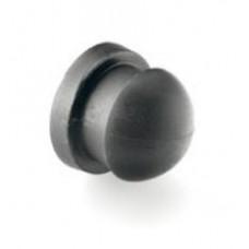 Пробка (пластик) для отверстий d=9-10 мм в мягких трубах/шлангах
