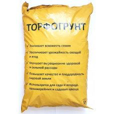 Торф, пакет 12 л