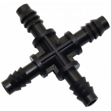 Крестовина для микротрубок , 10 мм