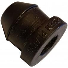 Заглушка трубки 16 мм с резинкой