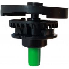 Разбрызгиватель двойной круговой, 300 л/ч, 2,5 атм