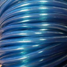 Трубка маслобензостойкая полупрозрачная ПВХ 5х7,6 мм