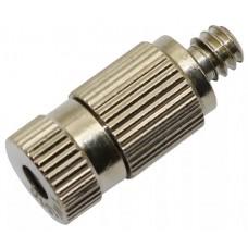 Форсунка стальная, 0,2 мм, разборная