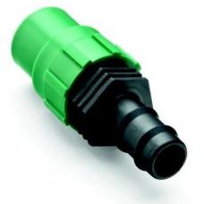 Фитинг-переходник компрессионный для капельной ленты