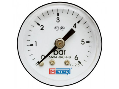 Единицы измерения давления