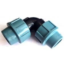 Уголок для труб ПНД 20 мм