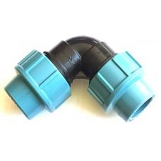 Уголок для труб ПНД 25 мм