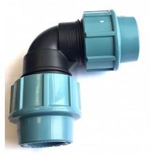 Уголок для труб ПНД 32 мм