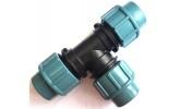 Компрессионные фитинги для труб ПНД 32 мм