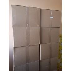 Капельница-колышек 15 см, 1,2 л/ч, чёрный, коробка 3200 шт.