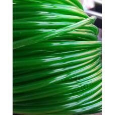 Микротрубка 3х5 мм зелёная