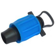 Заглушка компрессионная для трубок 16 мм