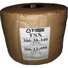 Капельная лента T-TAPE® TSX 306-30-340, стандарт 9,5 мм