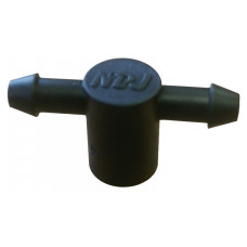 Разветвитель на внешнюю капельницу для микротрубок 5 мм на 2 выхода
