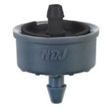 Капельница ClickTif 4 л/ч компенсированная anti-drainage, ёрш