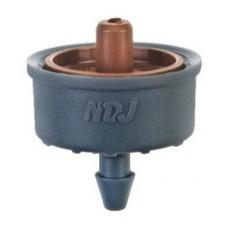 Капельница ClickTif 2 л/ч компенсированная anti-drainage