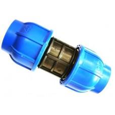 Муфта соединительная 40 мм компрессионная Irritec