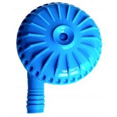 Разбрызгиватель Улитка-Гигант, 115 мм, синяя