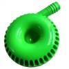 Разбрызгиватель Улитка-Гигант, 115 мм, зелёная