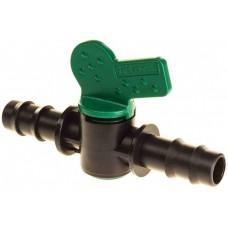 Кран проходной 16 мм, Irtech