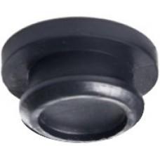 Резиновая заглушка профильная для отверстий 15-16 мм