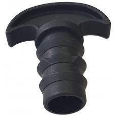 Заглушка для трубок 20 мм
