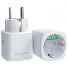Умная розетка BlitzWolf® BW-SHP13, Zigbee, 16A