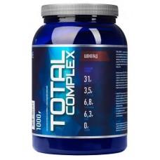 Протеиновая смесь TOTAL COMPLEX,  банка 1000 г, вкус ваниль