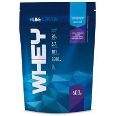 Протеин сывороточный WHEY, упаковка 600 г, вкус пломбир