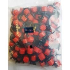 Капельница регулируемая 0-70 л/ч, упаковка 100 шт.