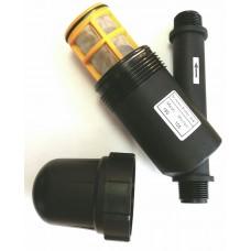 """Сетчатый фильтр для капельного орошения 150 mesh, 3/4""""НР"""