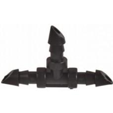 Тройник для микротрубок 5 мм