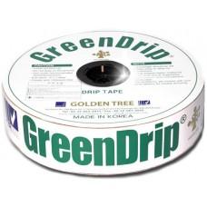 Капельная лента GreenDrip 6-20-1,3 л/ч, бухта 1400 м, Seowon